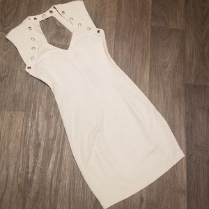 Armani Exchange mini dress in size S